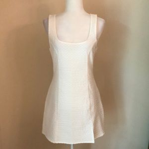 Urban Outfitters Little White Mini Dress